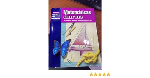 Everyday Mathematics Math Masters/Originales Para Reproduccion ...