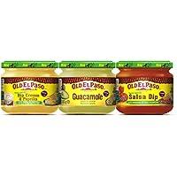Old El Paso - Sauce Salsa Trio 575 g