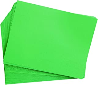 product image for Construction Paper, Holiday Green, 9 inches x 12 inches, 50 Sheets, Heavyweight Construction Paper, Crafts, Art, Kids Art, Painting, Coloring, Drawing Paper, Art Project, All Purpose (Item # 9CPHG)