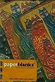 Smythe Sewn Fantastic Felines Santa Fe Felines Lined Mini Wrap, Paperblanks Book Company Staff, 1551564793
