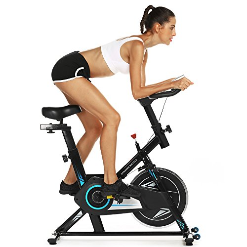 Ultrar Indoor Cycling Bike Smooth Belt Driven, Spin Bike For Sale