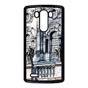LG G3 Cell Phone Case Black The Catholic Church Of The Royal Court Of Saxony S3Z6OZ