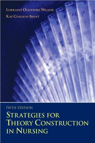 Strategies for Theory Construction in Nursing (text only) 5th (Fifth) edition by - Legends Kc Shopping