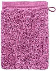 Möve Superwuschel Uni ręcznik, różowy