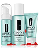 New! Clinique Acne Solutions Clear Skin System Starter Kit Clinique