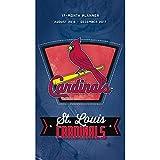 St. Louis Cardinals 2017 Monthly Pocket Planner Calendar