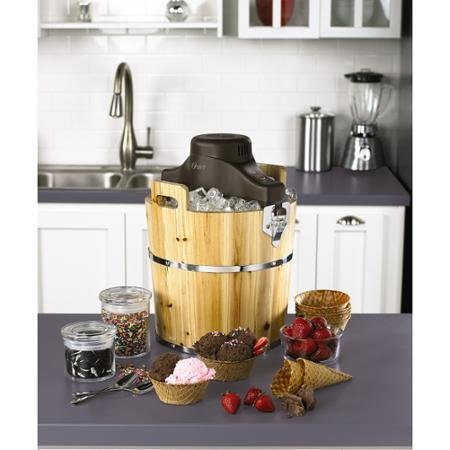 Oster Wooden Ice Cream Bucket