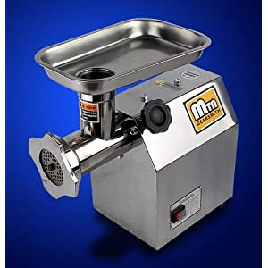 New Cielo-blue Commercial Heavy Duty 650W Stainless Steel Automatic Meat Grinder No #12