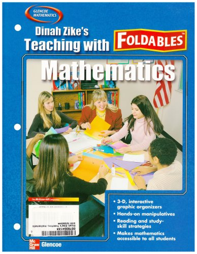 Dinah Zike S Teaching Mathematics With Foldables Dinah Zike