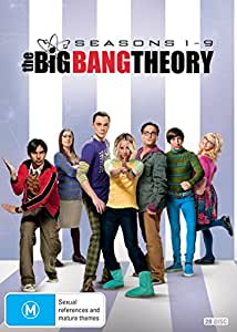 The Big Bang Theory: Seasons 1 - 9 Boxset