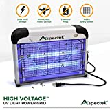 BEST SELLER Aspectek 20W Electronic Bug Zapper, Insect Killer for RESIDENTIAL and COMMERCIAL