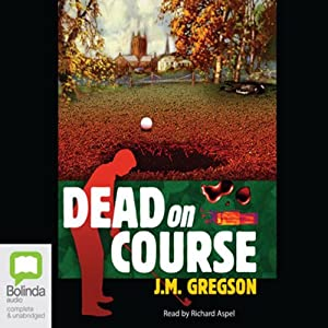 Dead on Course Audiobook