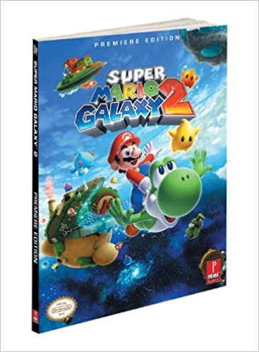 Super Mario Galaxy 2: Prima Official Game Guide (Prima