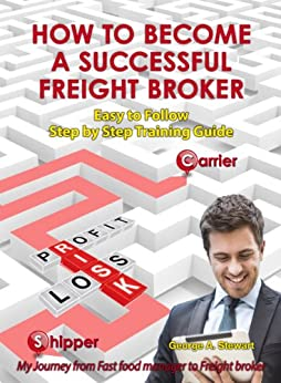 How Become Successful Freight Broker ebook product image