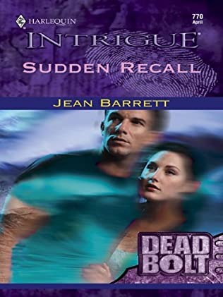 book cover of Sudden Recall