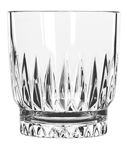 Libbey Glassware 15457 Winchester Rocks Glass, 10 oz. (Pack of (Winchester Rocks Glass)