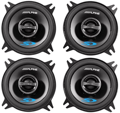 pairs sps 410 car speakers