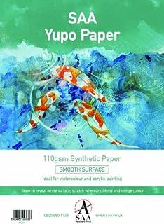 Correa de distribución trapezoidal en 25 hojas de papel de Yupo A3 110gsm 420 x 290