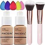 Phoera Hilareco Full Foundation Brush Powder Brush