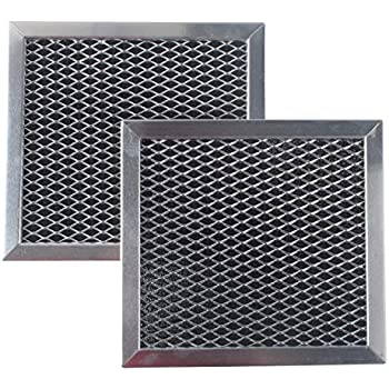 Amazon.com: 8206230 una capucha Microondas Carbón Filtro de ...