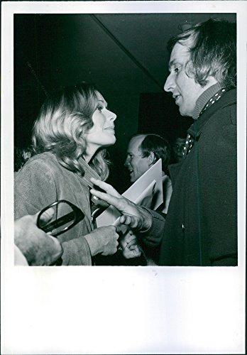 Donfeld Costumes Designer - Vintage photo of 1971Sally Claire Kellerman