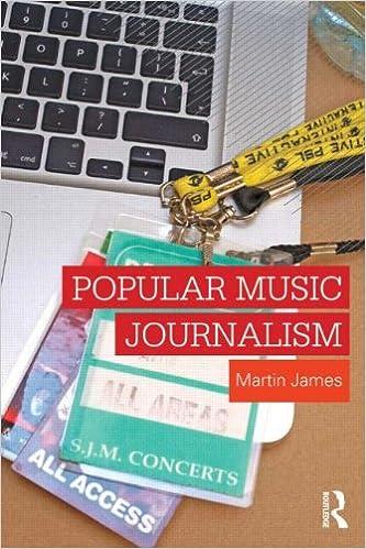 Popular Music Journalism Amazonde Martin James Fremdsprachige Bücher