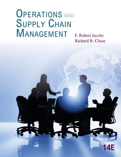 Operations and Supply Chain Management (Mcgraw-Hil…