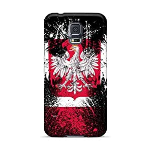 Perfect Cell-phone Hard Cover For Samsung Galaxy S5 (dIo9063xQju) Unique Design Fashion Foo Fighters Series