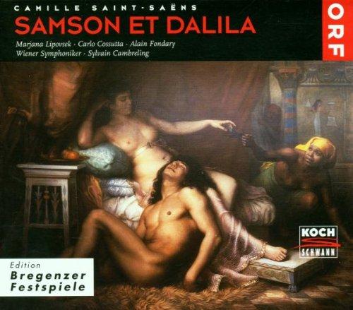 (Saint-Saens: Samson et Dalila (Bregenz Festival 1988))