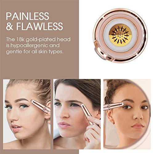 Amazon.com: depiladora eléctrica para cejas, depiladora de ...