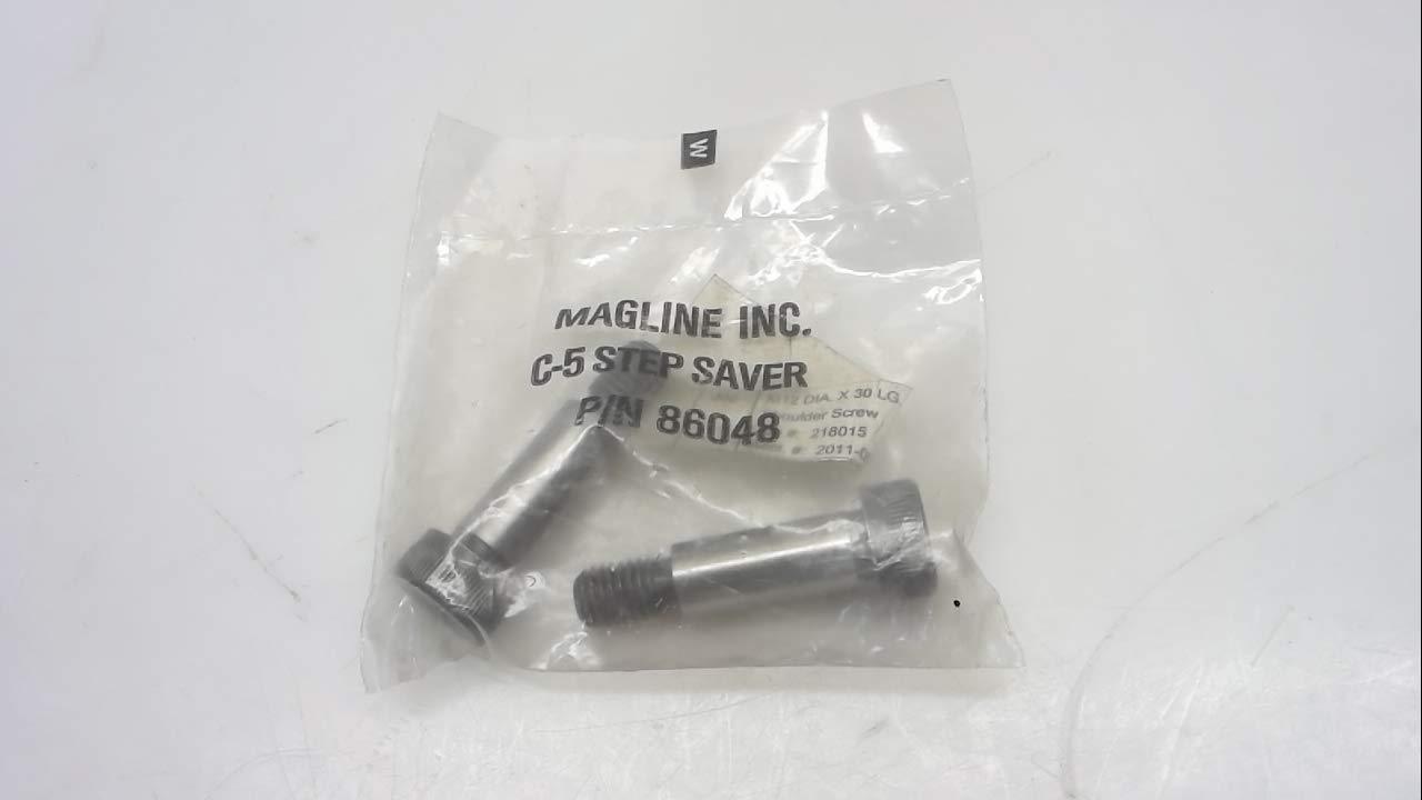 Shoulder Screw 86048-Pack of 2 Pack of 2 Magline 86048