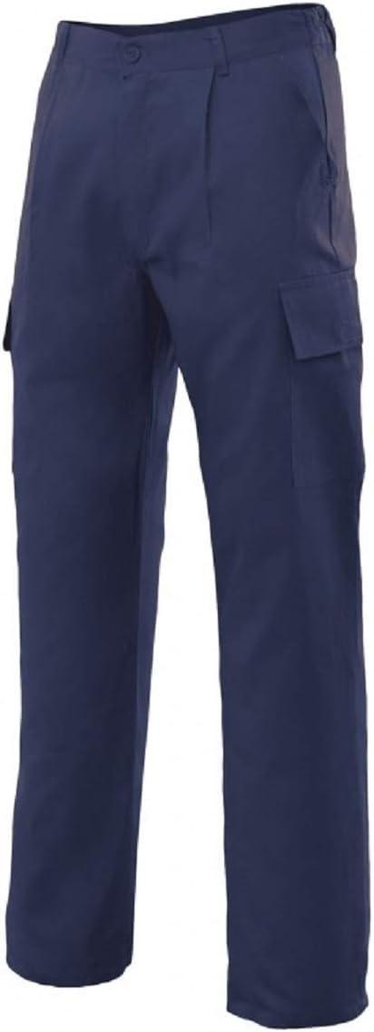 taglie 36 colore blu Pantaloni multitasche Velilla 31601