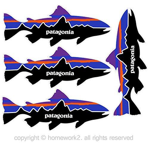 Seller profile homework2 for Patagonia fish sticker