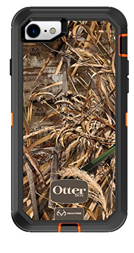 Rugged Protection OtterBox DEFENDER SERIES Case for iPhone 8 and iPhone 7 (NOT Plus) - Case Only - REALTREE MAX5