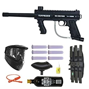 5. Tippmann 98 Custom Platinum Series .68 Caliber Paintball Marker