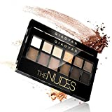 Cosmetic Matte Eye Shadow 12 Colors Make Up Set Nudes Naked Pallete ...