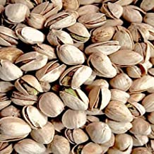 Pistachios - Bulk Pistachios Salted In Shell 10 Pound Value Bag - Freshest and highest quality nuts from US Based farmer market - Quality nuts for homes, restaurants, and bakeries. (10 LBS)