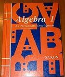 img - for Algebra 1 : An Incremental Development book / textbook / text book