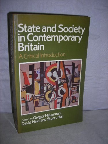 State and Society in Contemporary Britain