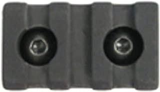 product image for GG&G MLok 3 Slot Rail, GGG-1797