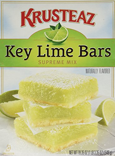 Krusteaz Key Lime Bars Supreme Mix (Box)