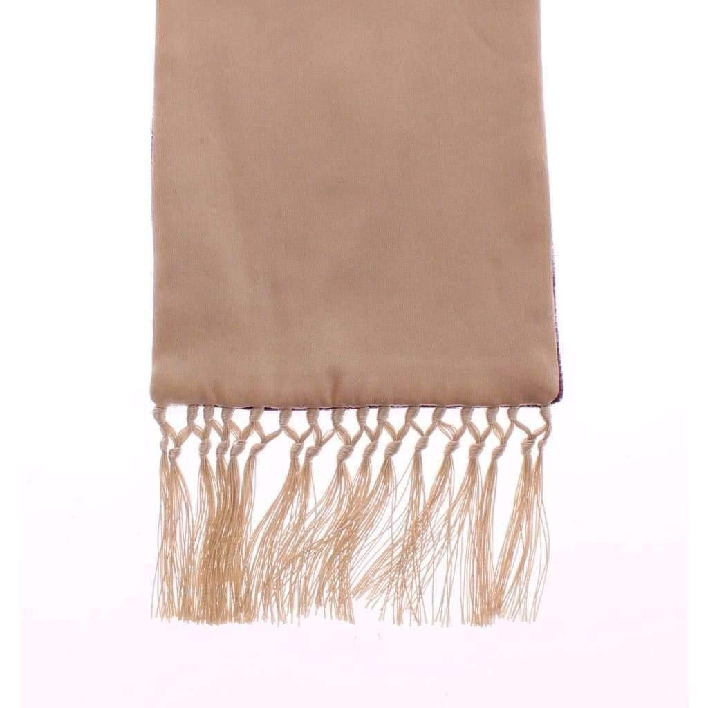 Dolce /& Gabbana Scarf Mens Beige Silk