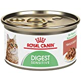 Royal Canin 24-Can Feline Health Nutrition Digest Sensitive Canned Cat Food - 3-Ounce Per Can Thin Slices In Gravy