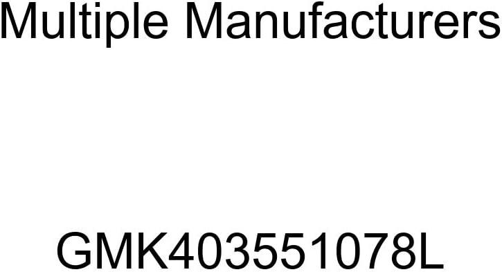 Multiple Manufacturers Goodmark Driver Floor Pan GMC Caballero 1978-1987
