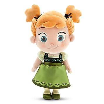 Disney Oficial Frozen 30cm nacido Bebé Anna Peluche