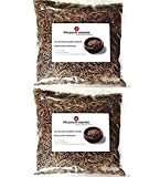 2 Lbs Hen Express Dried Mealworms for Wild Birds etc. Approx. 32,000 Mealworms (2 x 1 lb Bag)