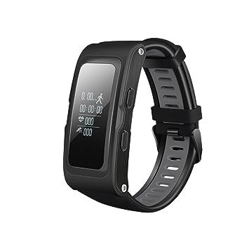 Reloj inteligente deporte pulsera pulsera inteligente T28 Independiente GPS Trayectoria deportes pulsera con una variedad de