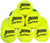 Penn Control+ Green Tennis Balls, 12 Ball Bag Deal