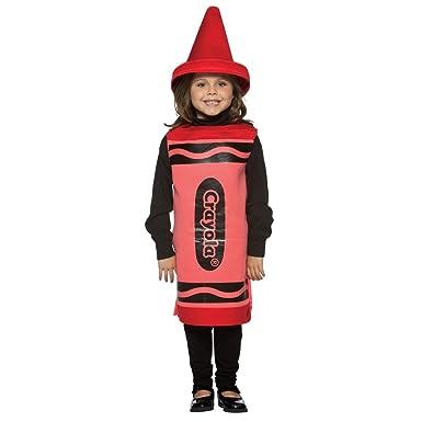 Amazon.com: Crayola – Disfraz Pequeño: Clothing