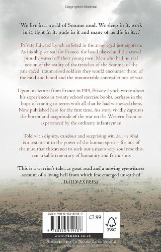 Somme Mud Amazon E P F Lynch 9780553819137 Books